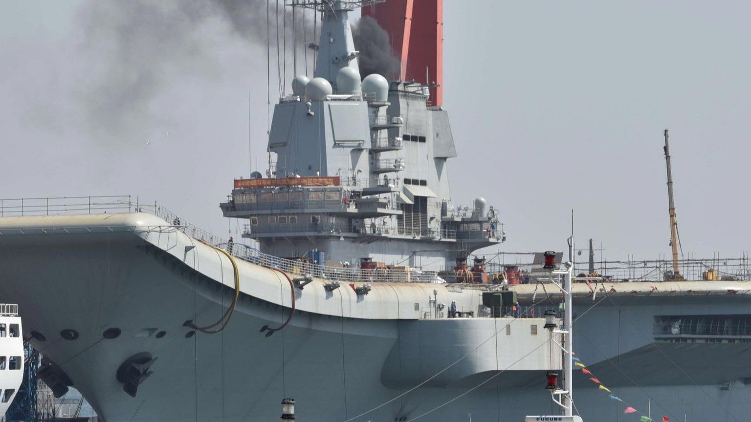 想出港要先烧48小时开水,为什么说辽宁舰的动力全球航母最落后?