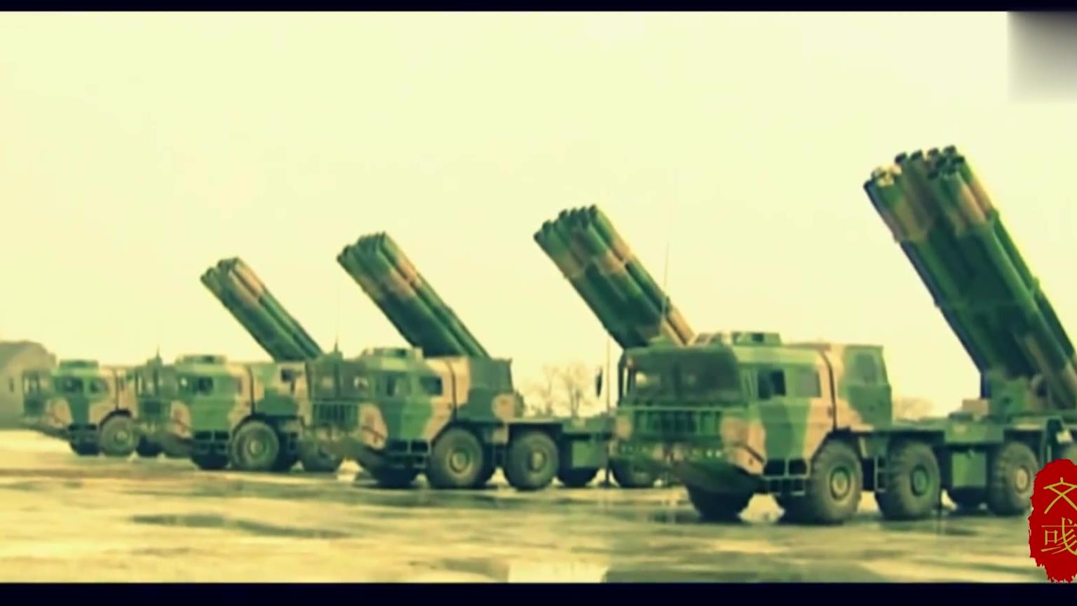 火爆YouTube的中国陆军火力全开,外国网友炸翻了:中国征服了世界!