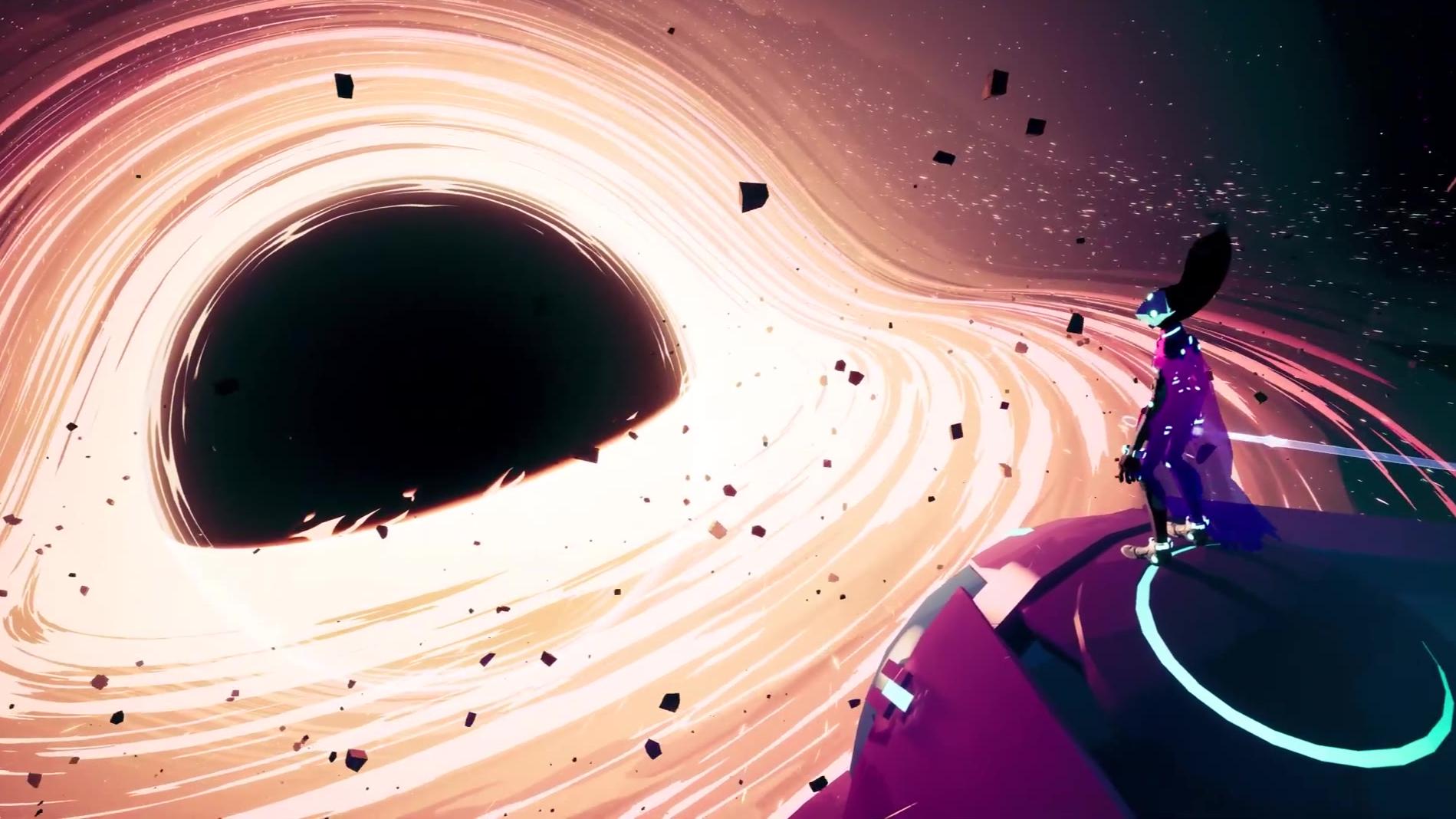 《光明旅者》制作团队新作《SOLAR ASH》公开