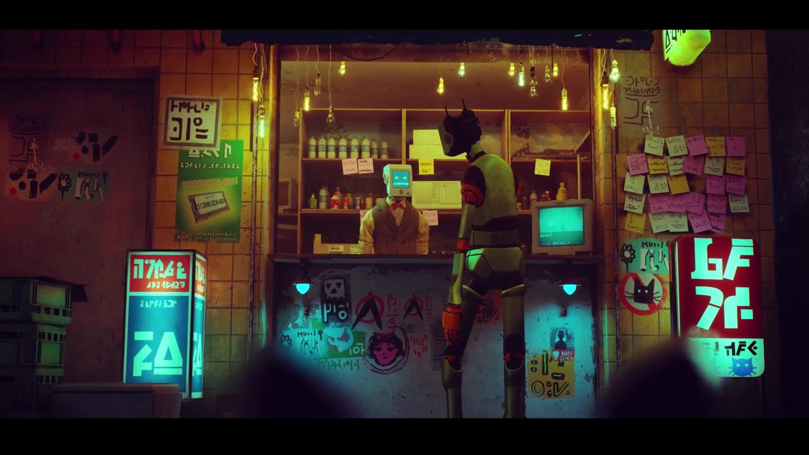 猫咪主题赛博朋克《Stray》公开 2021年登陆PS5