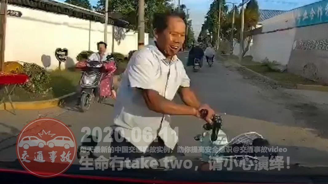 中国交通事故20200611:每天最新的车祸实例,助你提高安全意识