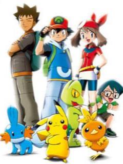 〖粤视TV〗【3DS Pokémon终极红宝石 中文版】(完)
