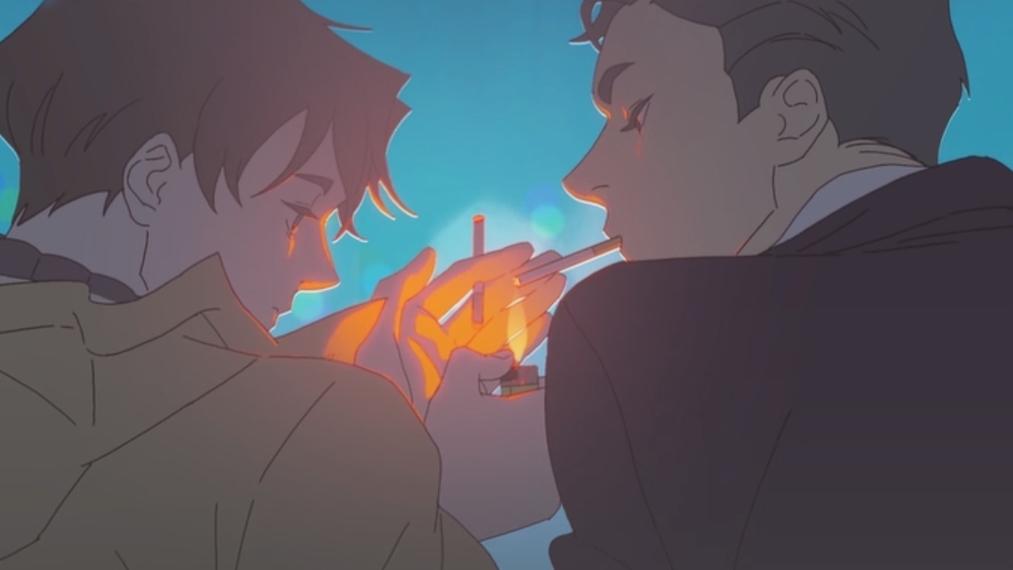呼吸过度&少年时与长大后&男孩子的爱情