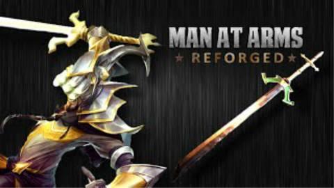 武器人间:重铸—易大师的环剑(英雄联盟)MAN AT ARMS  REFORGED【中文字幕】