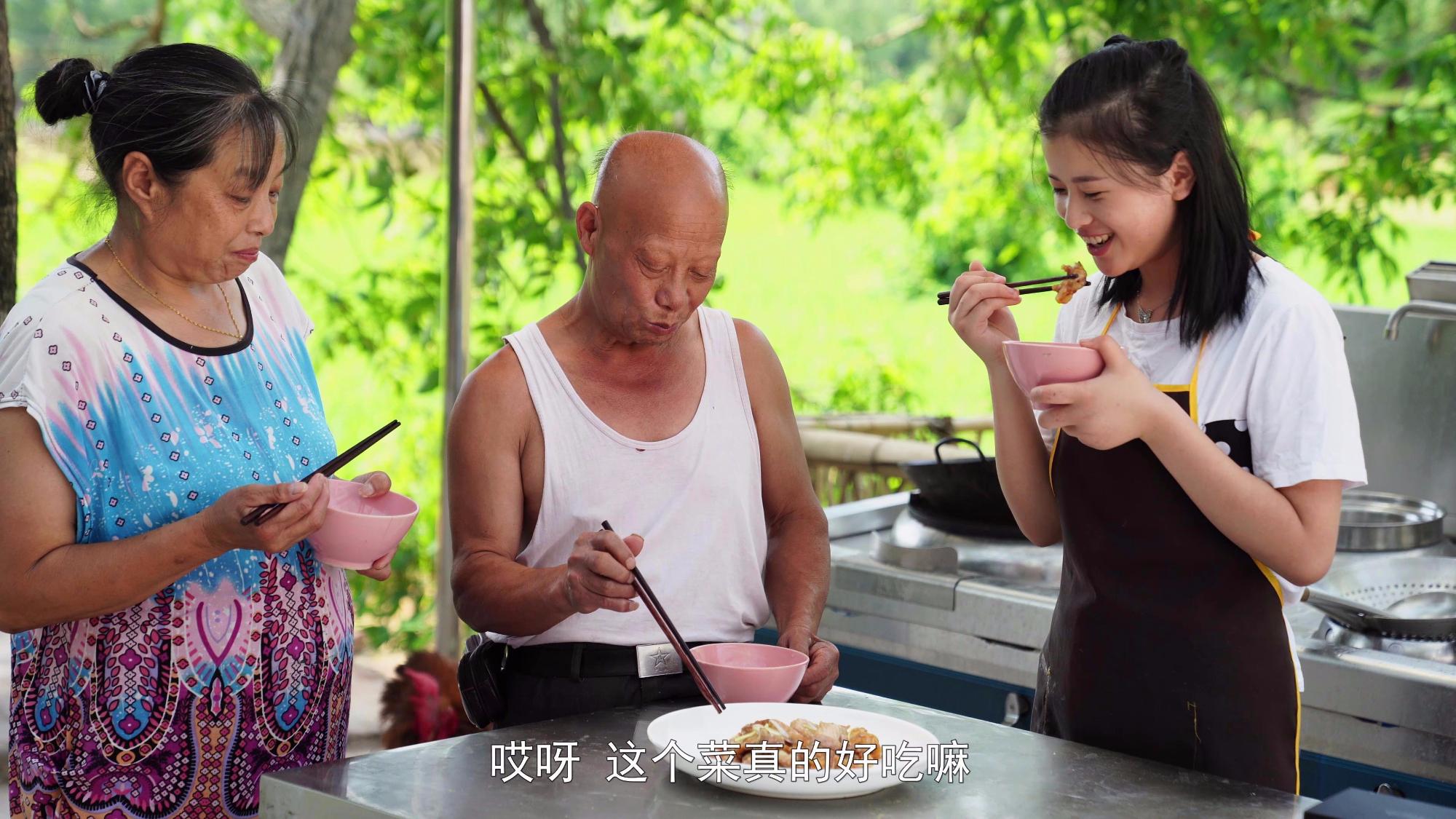 漆二娃vlog:用一坨南方的猪肉继续挑战做北方菜,得到一致好评
