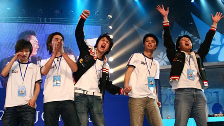 【CS高清重制】中国CS第一个世界冠军