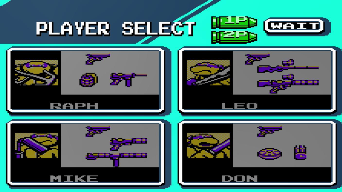超频模拟器,不一样的体验!FC忍者神龟7代通关流程视频