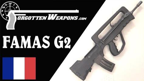 【被遗忘的武器/双语】Viva le FAMAS--FAMAS G2突击步枪