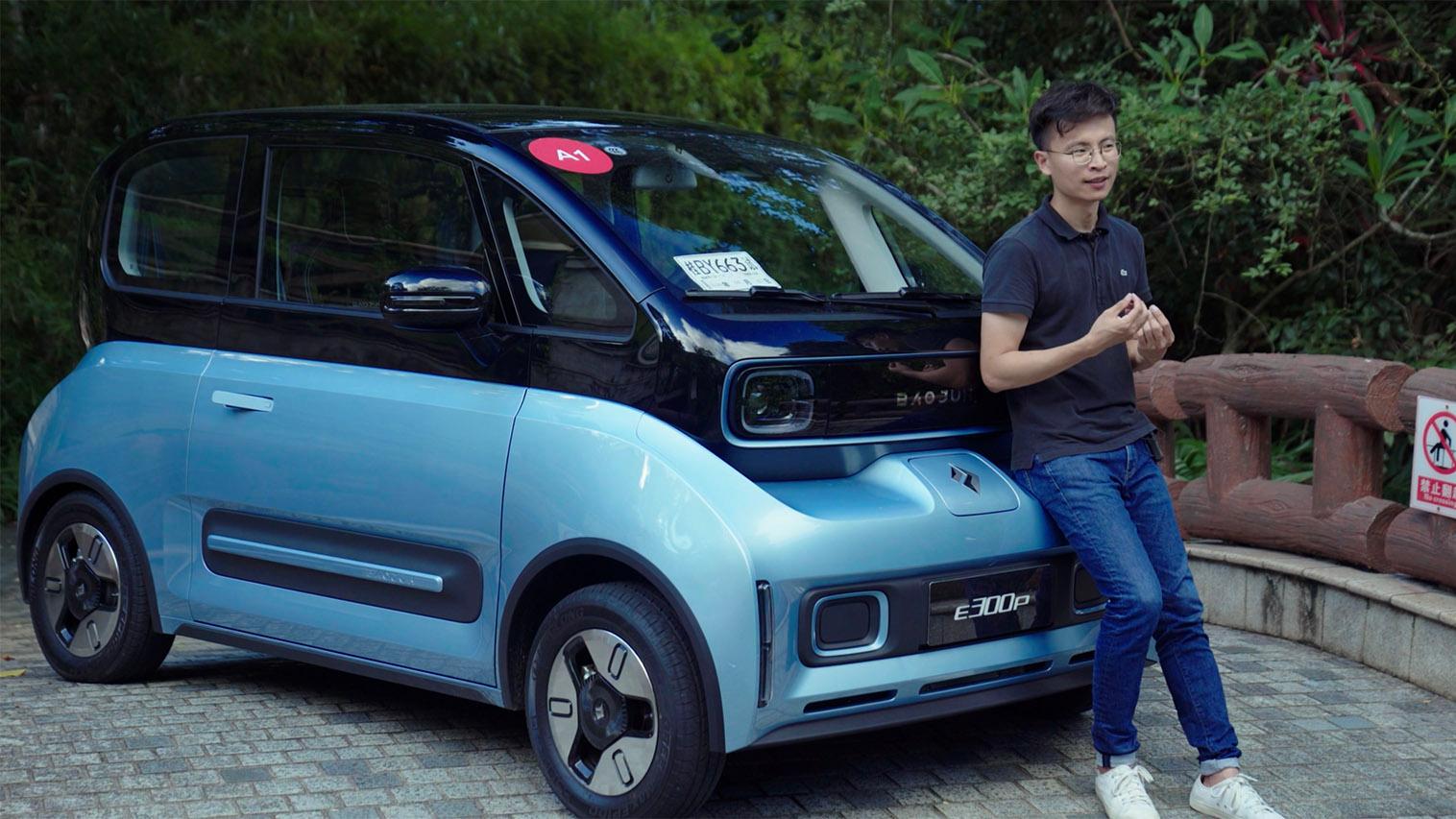它,是属于中国人的精品小车?