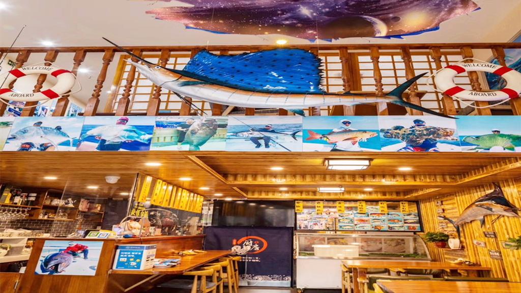 【天津】【深海鱻】隐藏的吃鱼小店,所有的鱼都是老板自己出海钓回来的