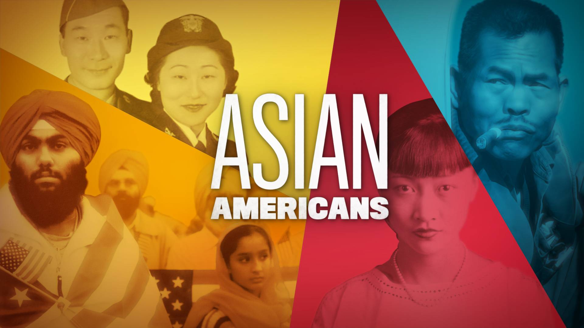 PBS 亚裔美国人 1/5 破土生根(2020)水山汉化
