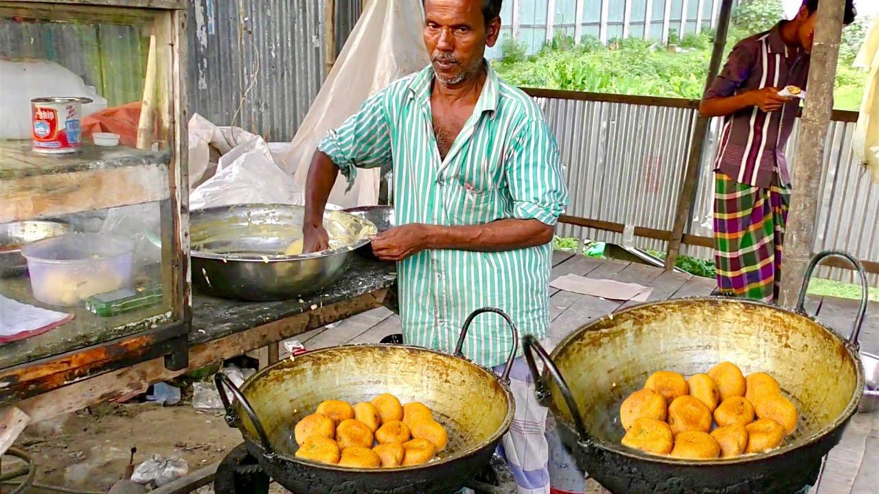 印度街头美食鉴赏,外国网友:感觉细菌以每小时280公里的速前进!