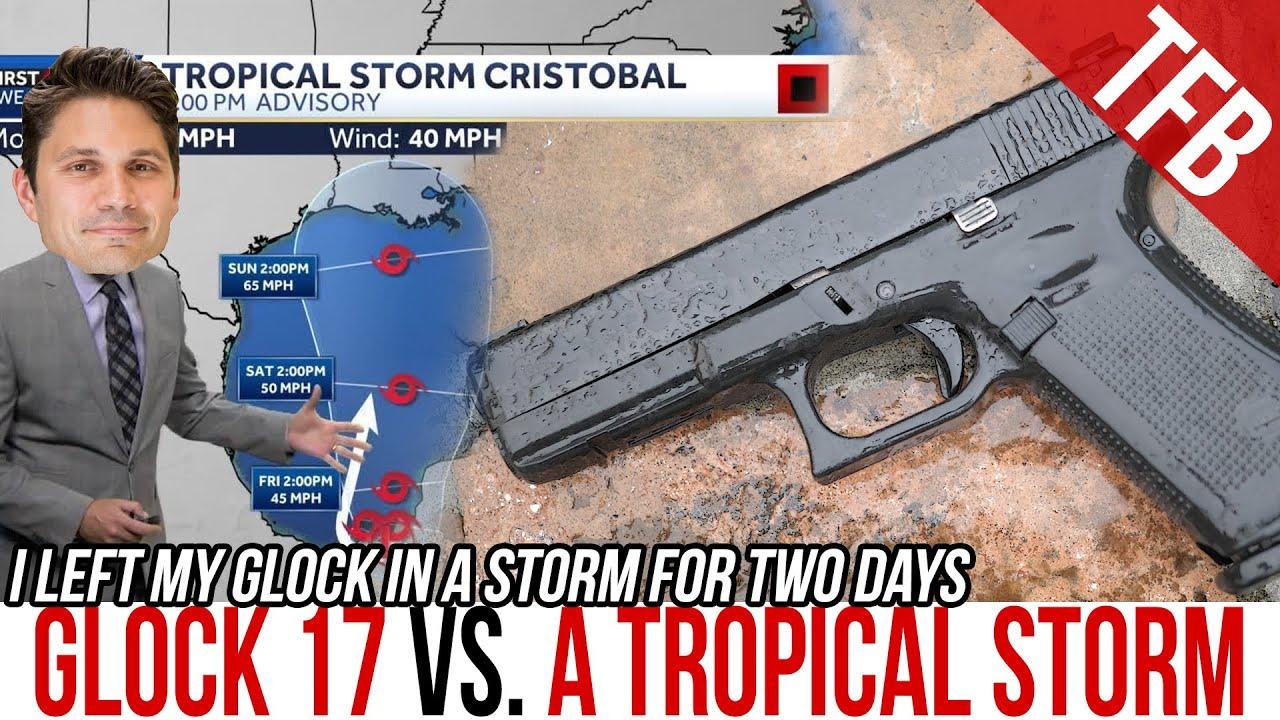 【中字】【TFBTV】G17能不能经受两天的热带风暴直击考验