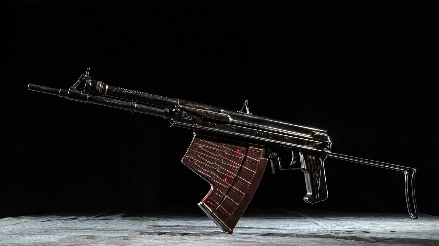 【讲堂560期】苏联为了对付蛙人,专门研发APS水下步枪,开创了水下作战先河
