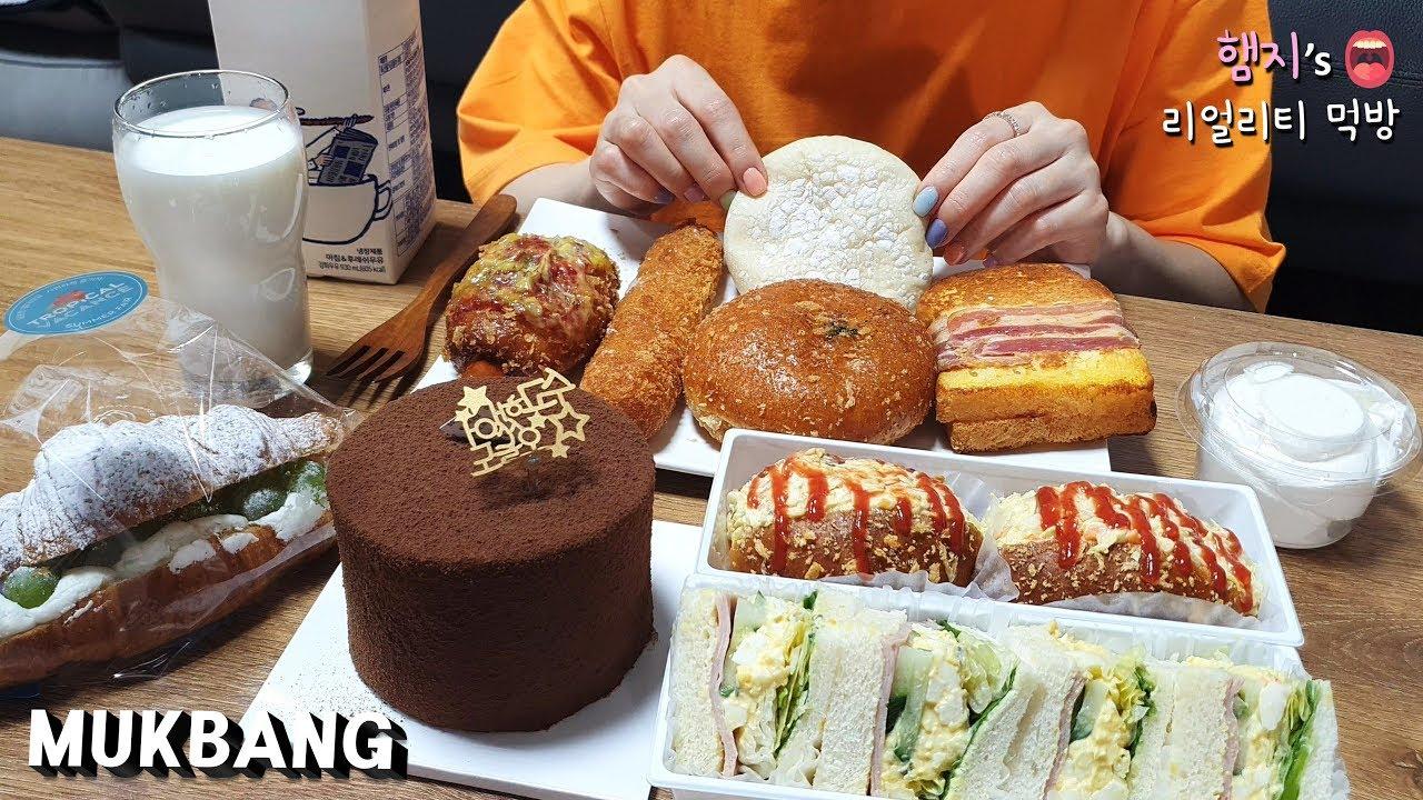hamzy 各种面包&蛋糕大集合~!#超辣味泡面~
