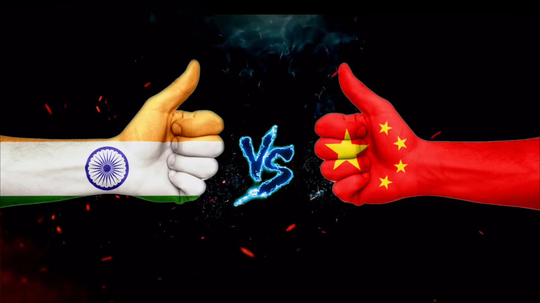 2020中国和印度实力大PK,中外网友热评:宇宙强国思密达,地球霸主咖喱娃!