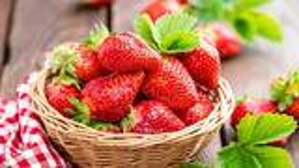 吃草莓的好处和坏处