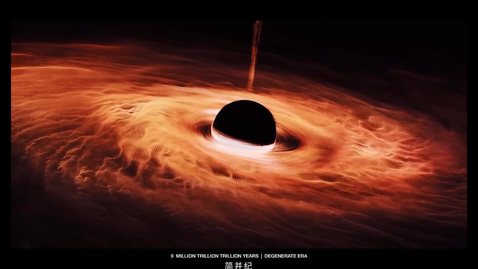 宇宙的灭亡史