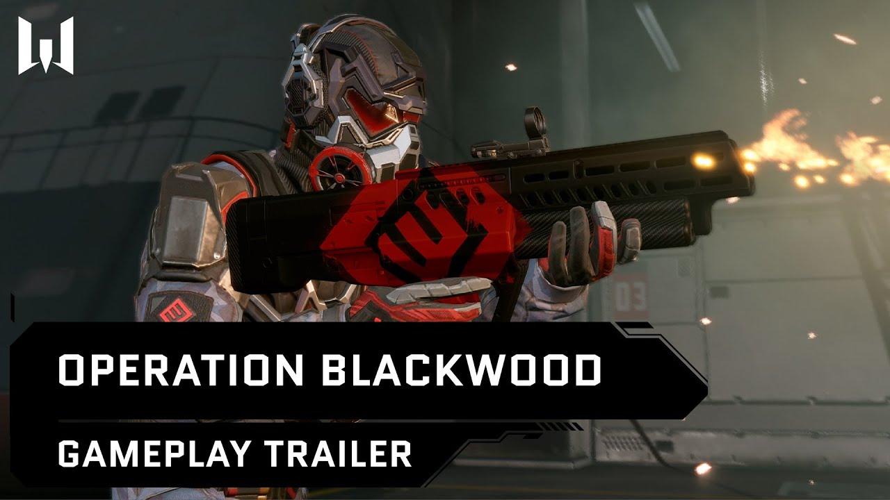 """战争前线 全新特殊行动""""Operation Blackwood"""" 预告"""