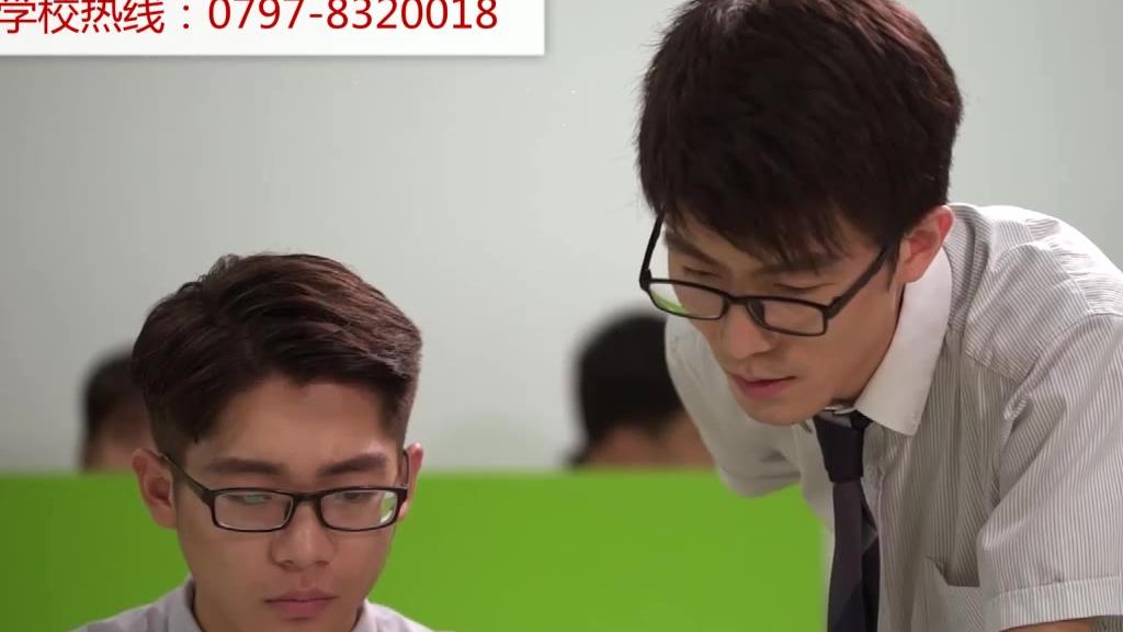 赣州北大青鸟学员成长纪录片