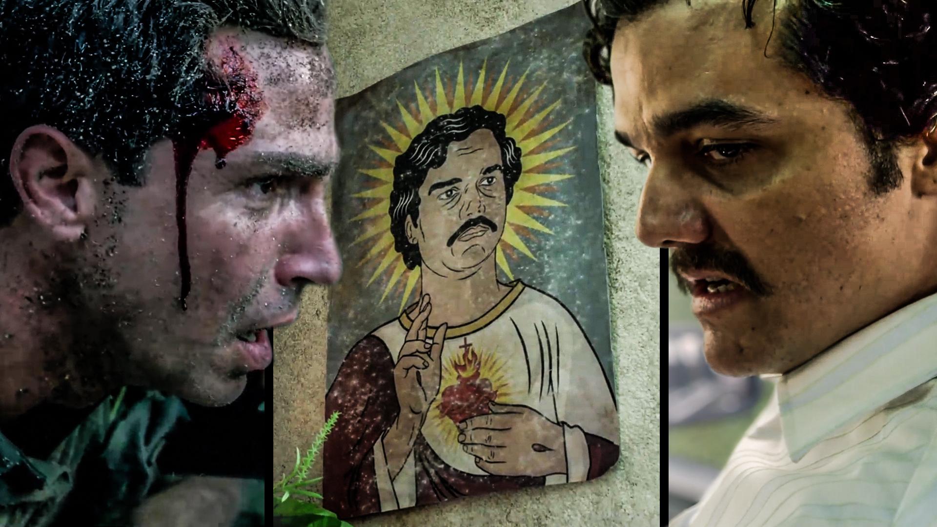 【墨菲】《毒枭》第4期:贫民罗宾汉沦为恐怖分子,巴勃罗的毒枭恐怖主义