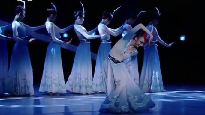 白羽清歌——女子群舞   天鹅  上海戏剧学院舞蹈学院