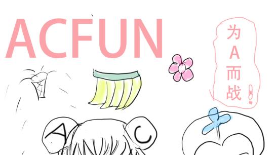 【AcFun13】为A而战,对不起我尽力了。