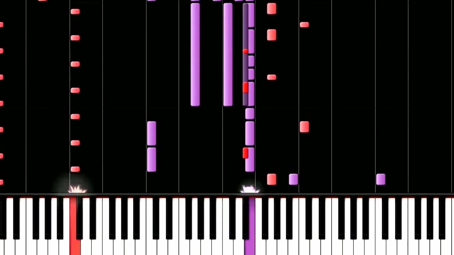 【Helltaker OST】Vitality - Mittsies 钢琴
