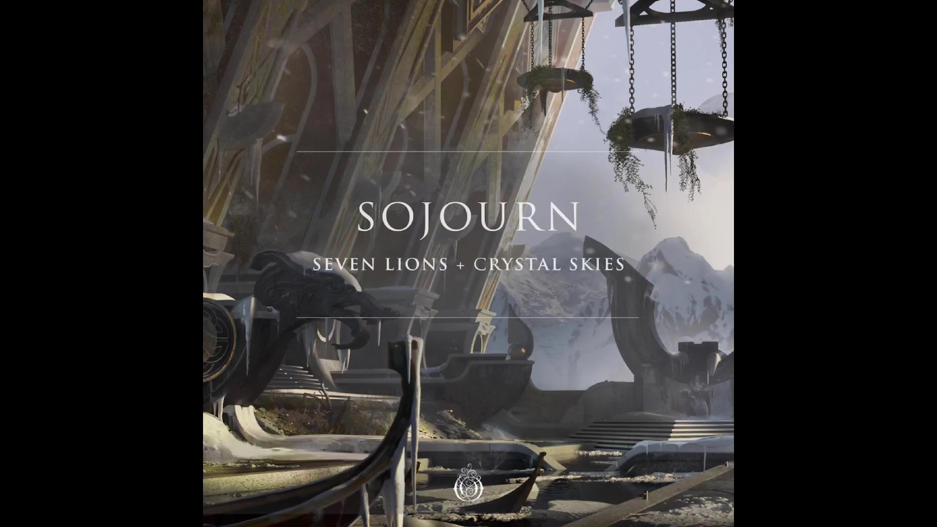 【BGM是本体】Sojourn - Sven Lions/Crystal Skies