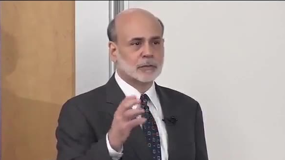伯南克公开课—美联储与金融危机