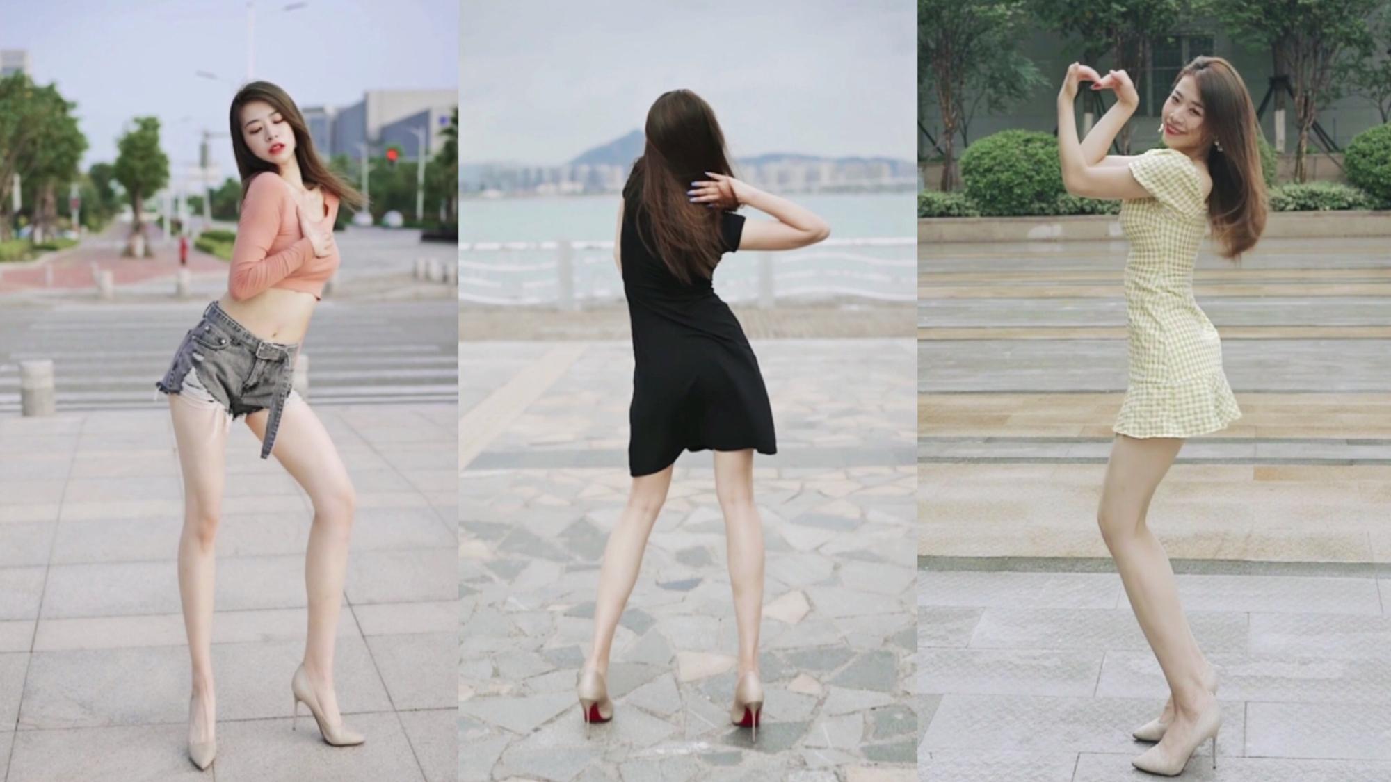 【子怡】六月~120秒舞蹈片段混剪