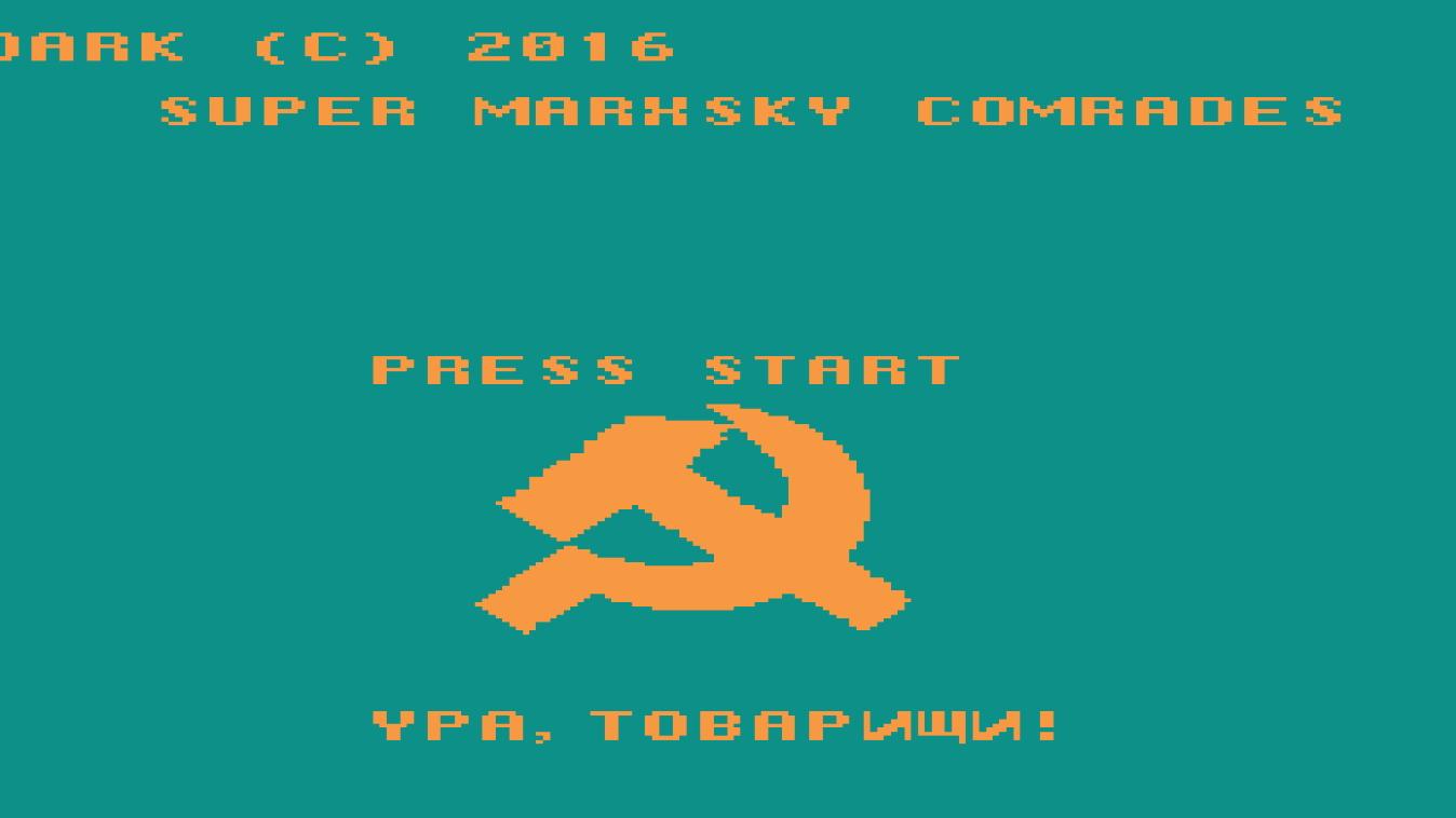 小游戏之FC超级Marxsky同志通关流程视频