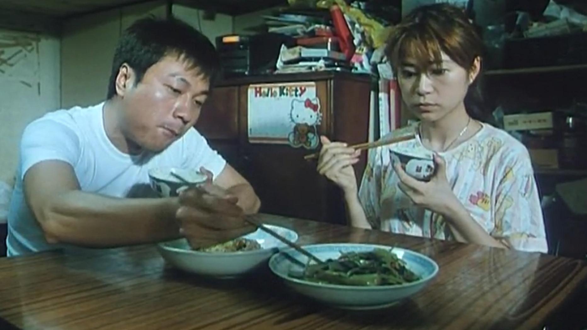 妻子从来不买肉,家里却顿顿有肉吃,丈夫不敢吃更不敢问