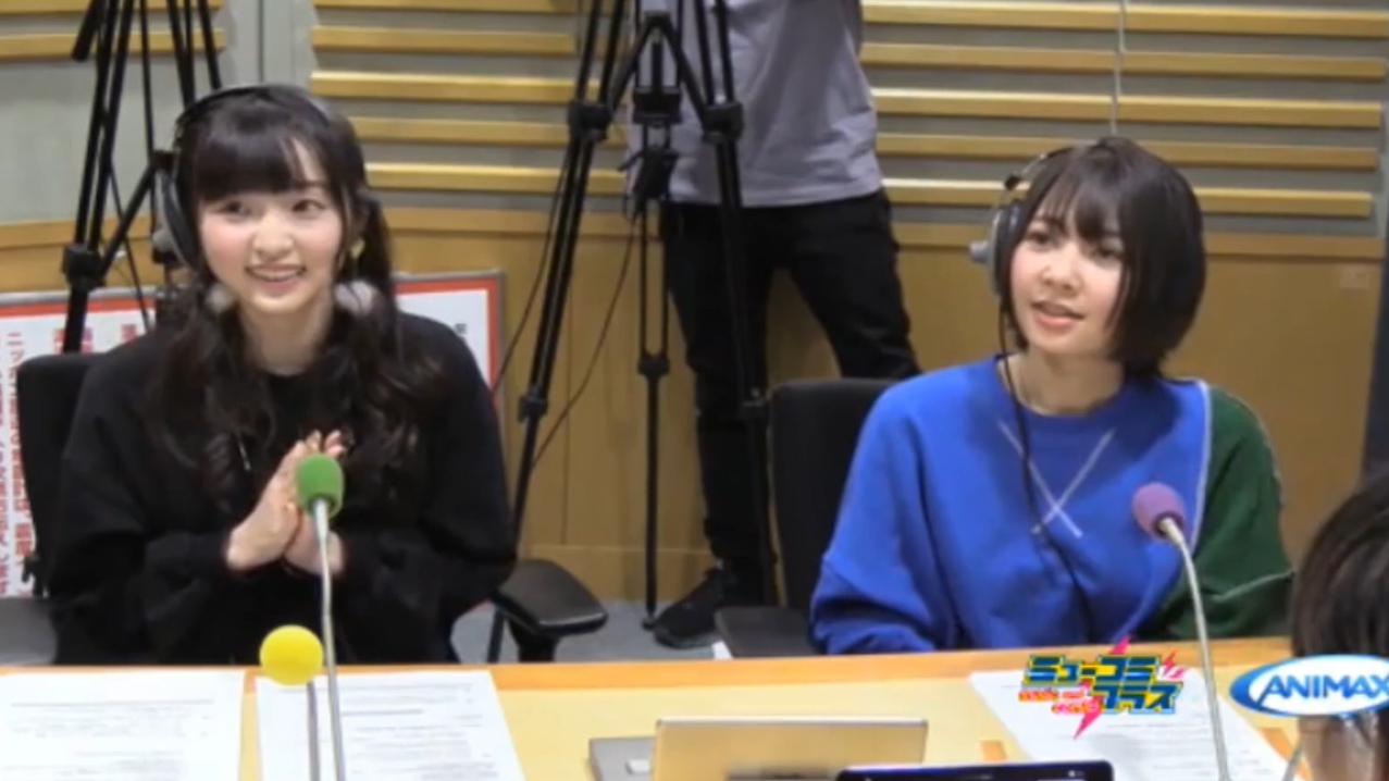 种田梨沙、田中美海 -【佐贺偶像是传奇】视频广播节目