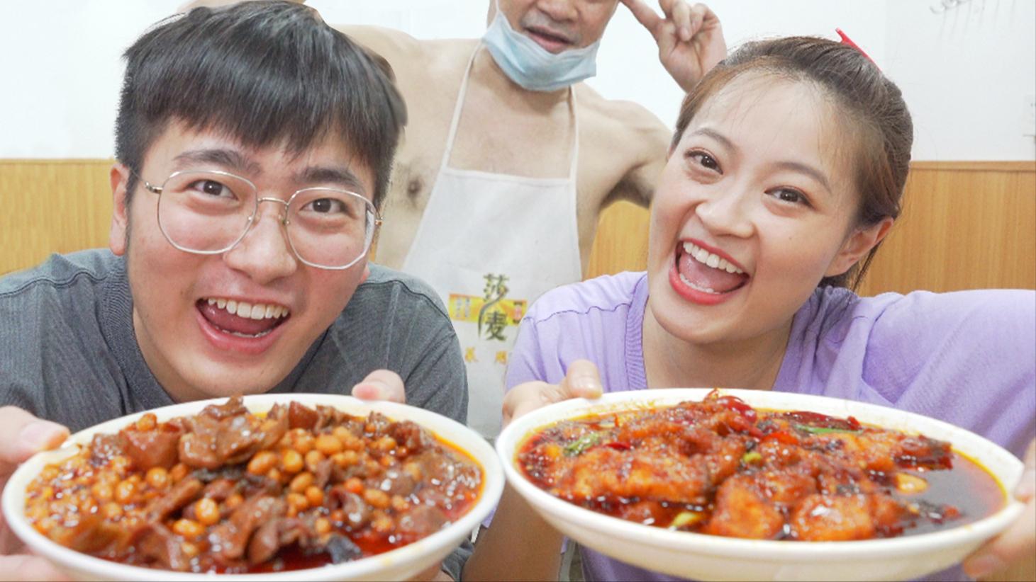 藏在重庆居民楼的小吃店,6元一份,豪华4件套!
