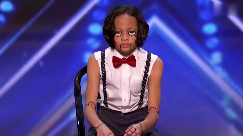 全程高能!11岁小男孩跳木偶舞!他对肢体肌肉的控制力真的太强了!反转手臂和身体的时候我看傻了