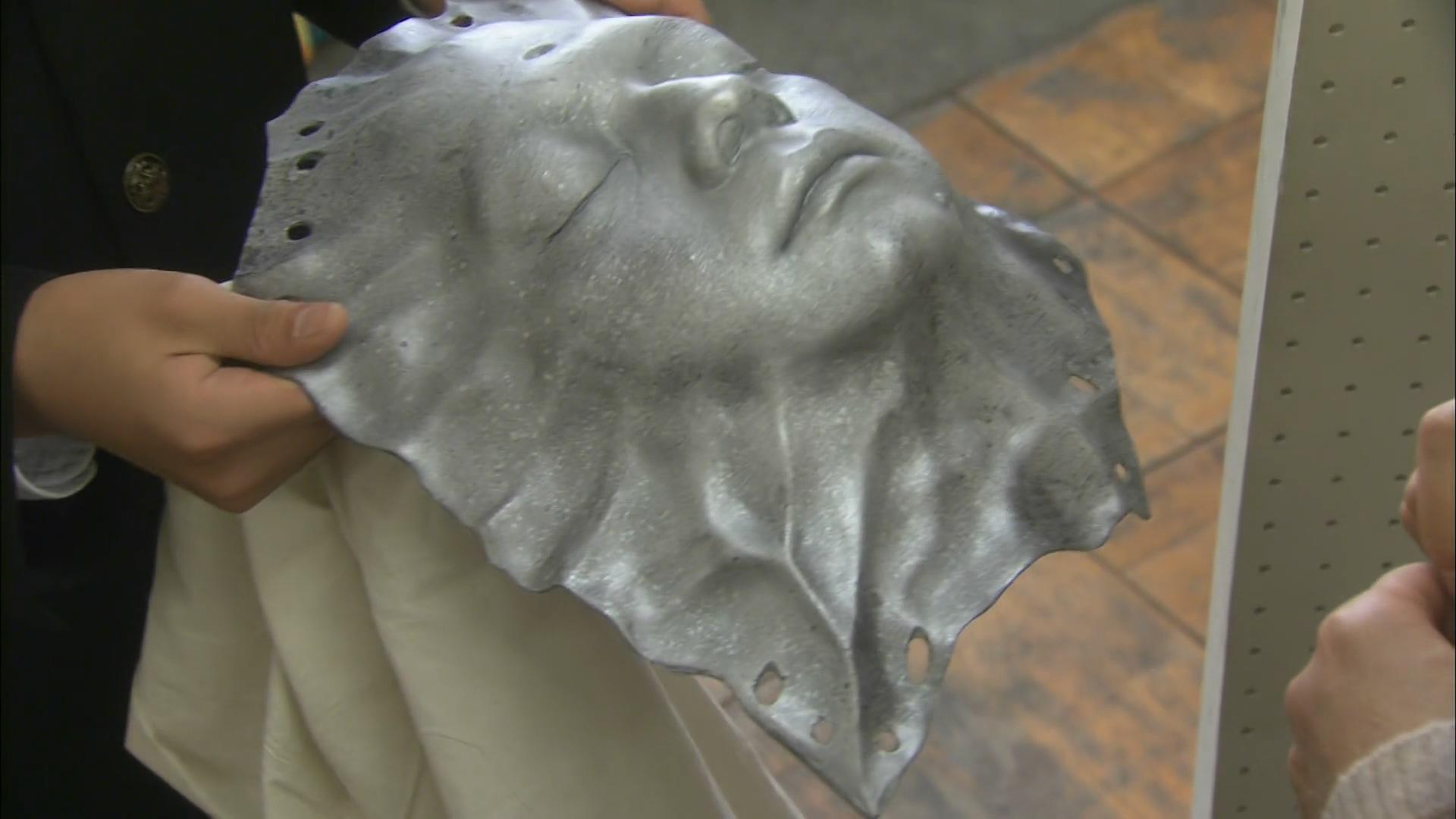 """男生河边捡到一块""""人脸面具"""",它竟是一桩凶杀案的被害者!《神探伽利略09》"""