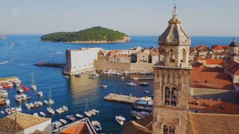 纪录片.Ch5.巡航地中海岛屿.2020[高清][英字]