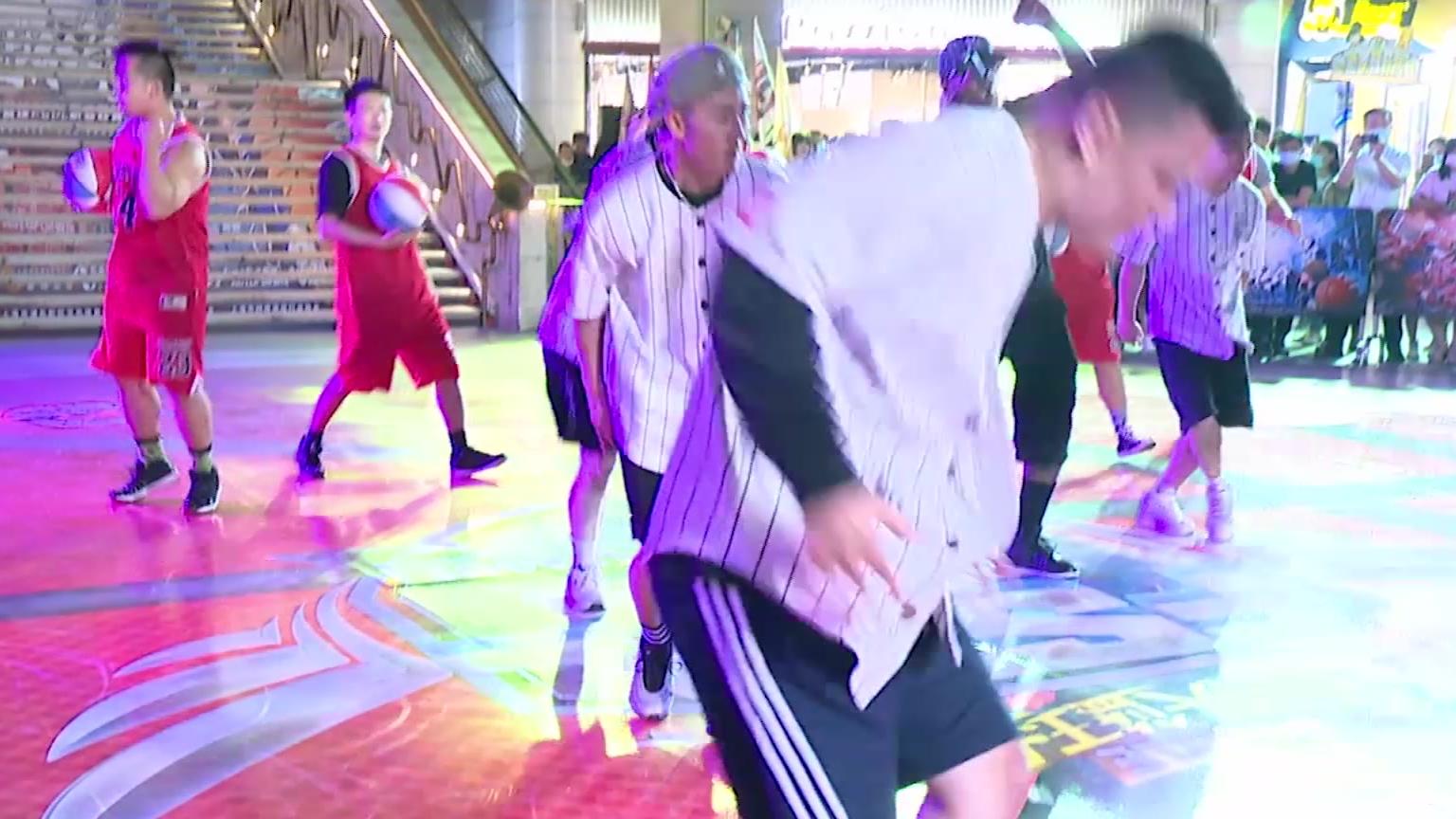 2020街头篮球FSPL职业联赛开幕式精彩回顾!