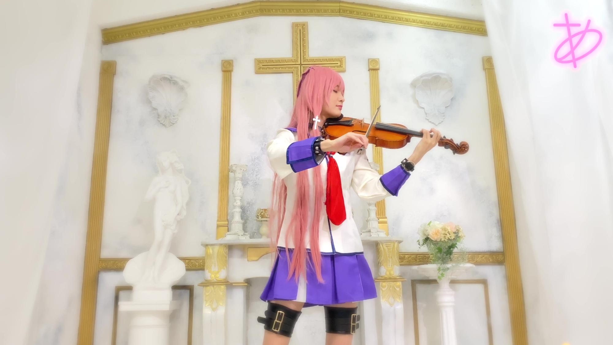 【Ayasa】Angel Beats!《一番の宝物》(LiSA)