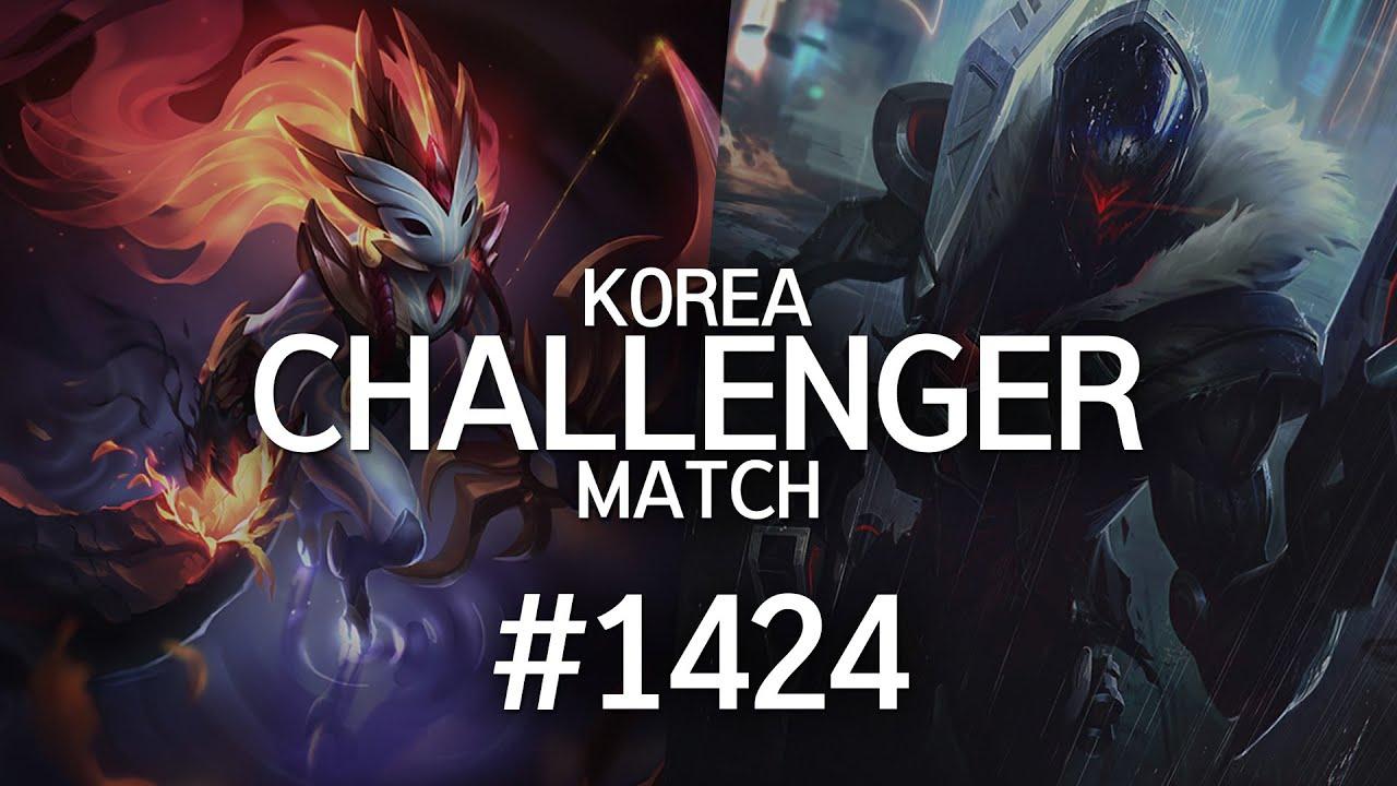 韩服最强王者菁英对决 #1424丨来了来了