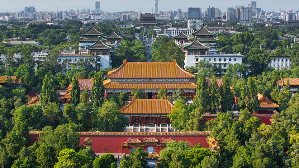 北京中轴线:中正和谐的文化之美