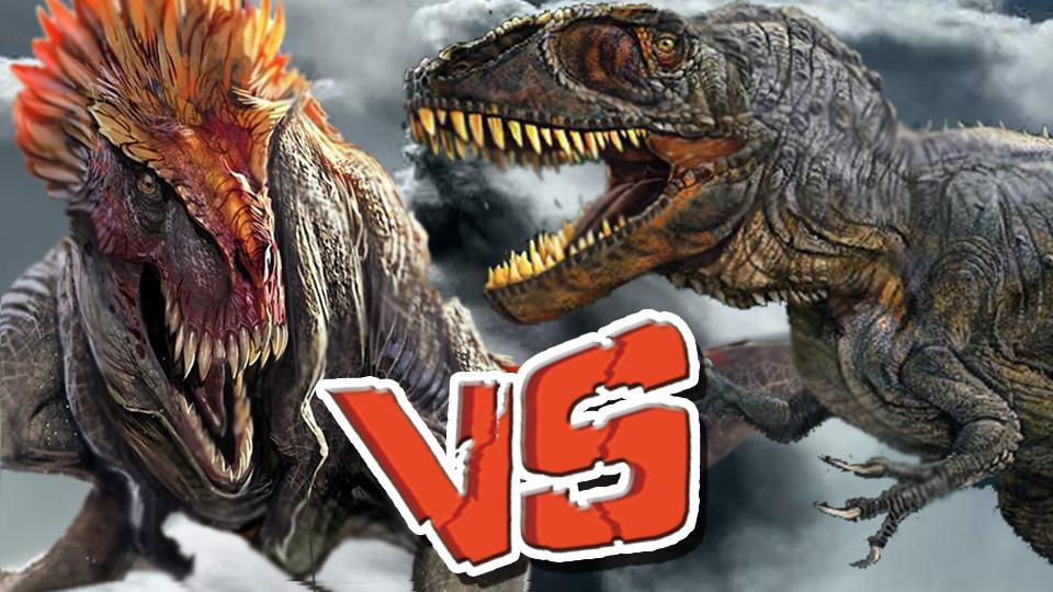 史上最大的十个兽脚类恐龙!【动物之最01】