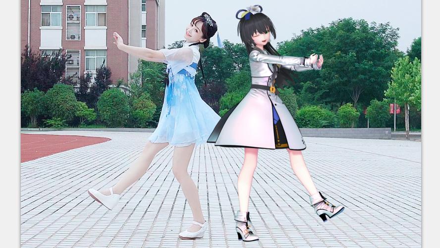【紫颜】乘风破浪的小仙紫校园公演舞台!【2020高考应援】