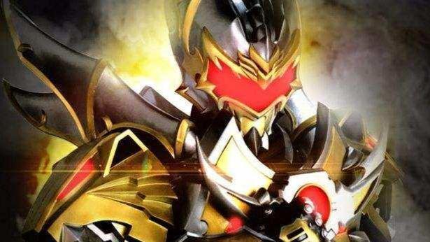 【首发高画质】谁才是你心中最爱的帝皇铠甲呢!