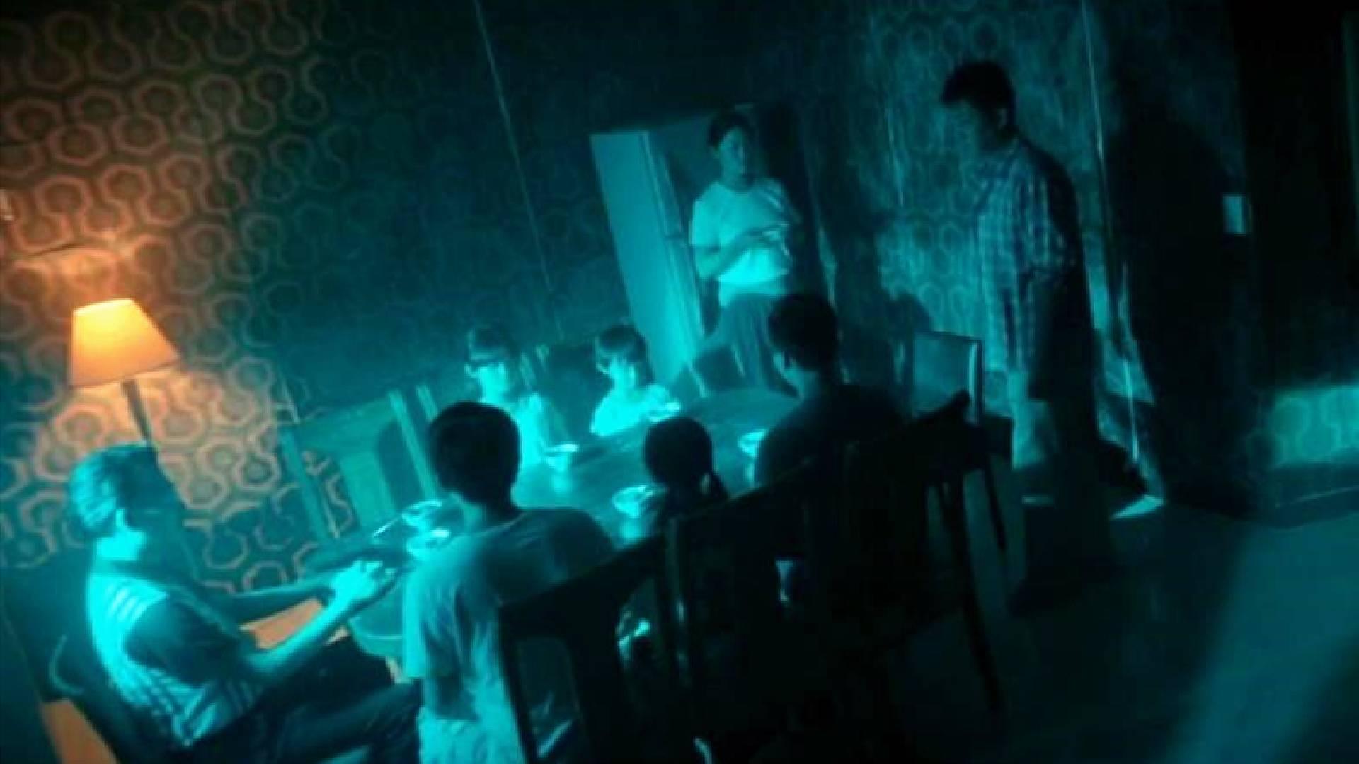 根据真实事件改编的恐怖电影,轰动一时的五子命案,看完吓出一身冷汗