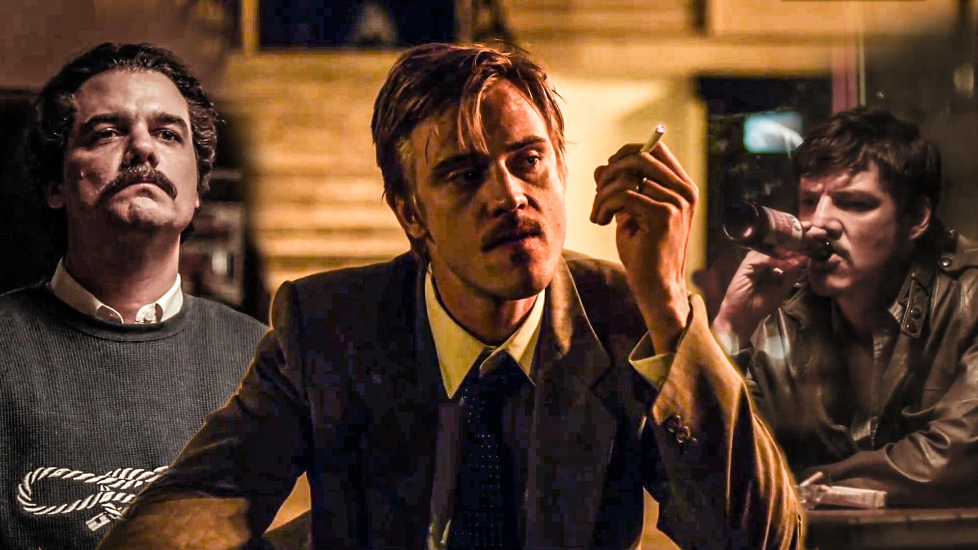 【墨菲】《毒枭》第6期:墨菲遭毒枭绑架,哥伦比亚攻陷「大教堂」