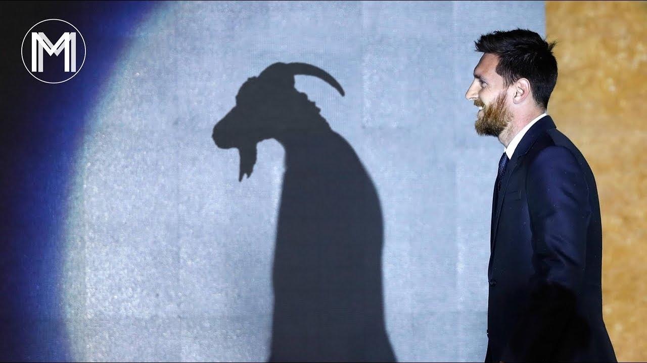 【梅西】THE GOAT ——微电影