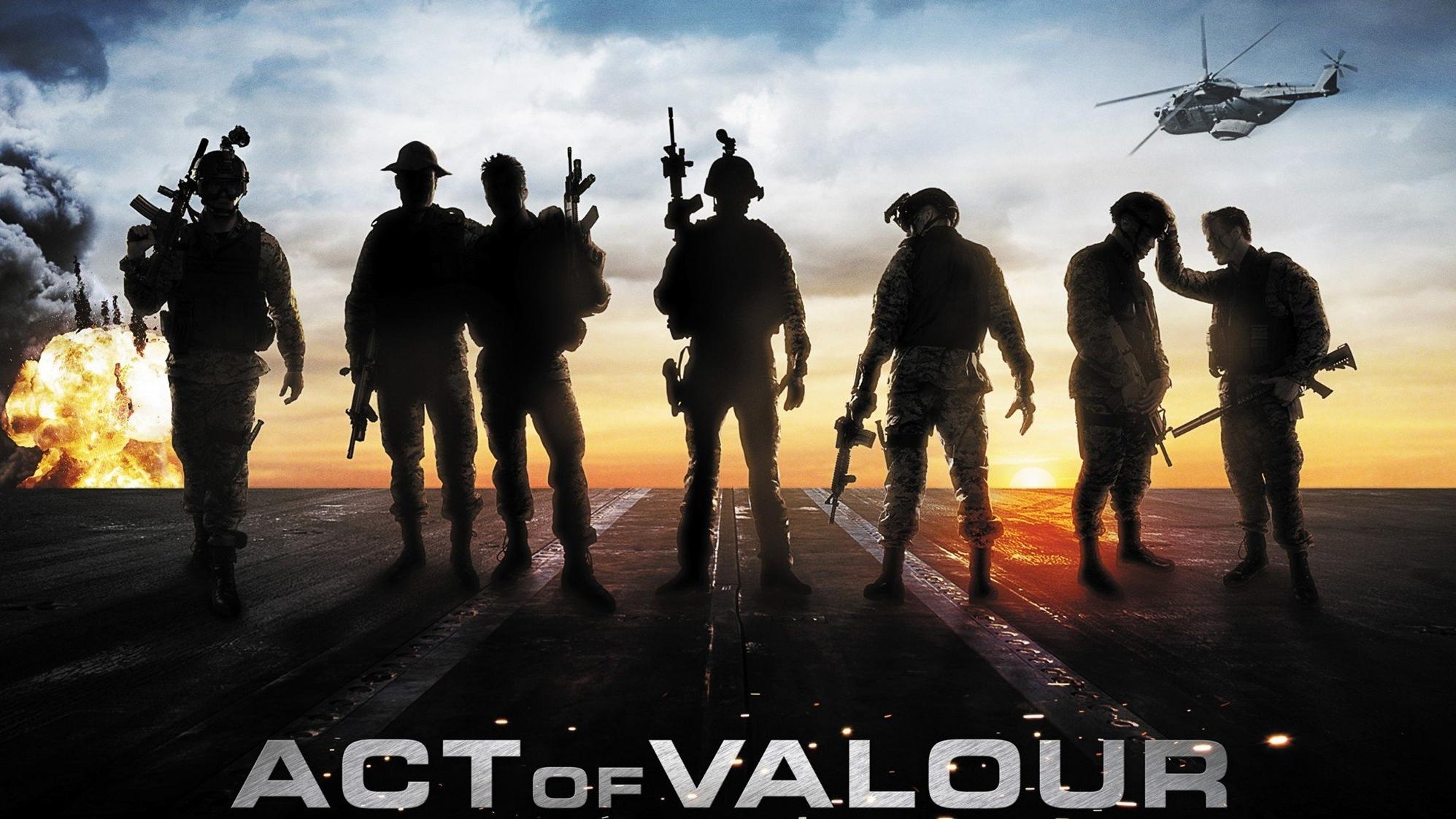 电影《勇者行动》(Act of Valor )战斗场景解析(上)