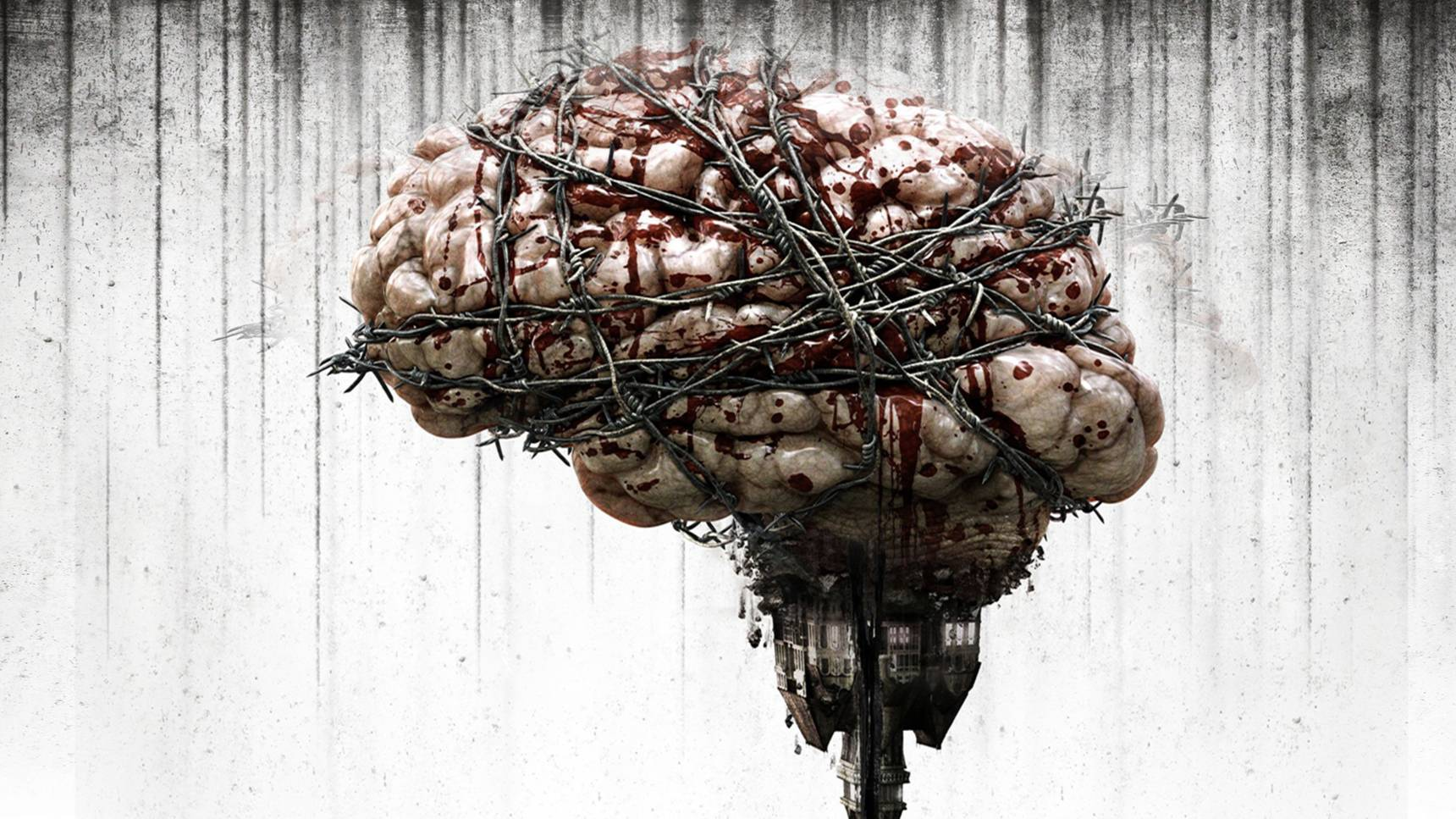 【达奇】神经小伙被黑暗组织给活剐了 做成缸中之脑-《恶灵附身》的故事